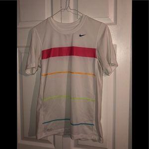 Girls Niki Dri-Fit athlete shirt